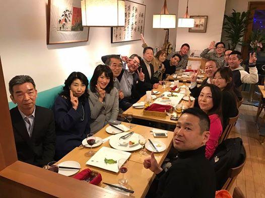 東京麹町アマゾンFBA物販2days実践セミナー懇親会