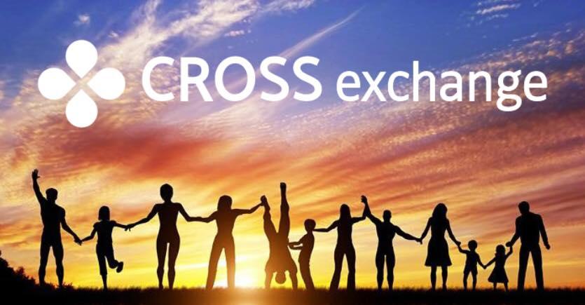 CROSS-exchangeで配当生活